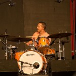 Photos - Jeremy Davenport, JazzFest 2013, Jazz Tent April 26