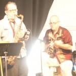 Germain Bazzle - Jazz Tent, April 27, Jazzfest 2013